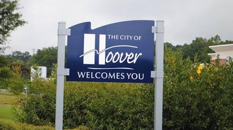 Luxury Living in Hoover