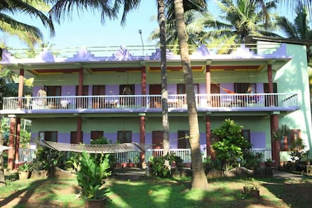 New Heaven Beach Resort - Thiruvananthapuram