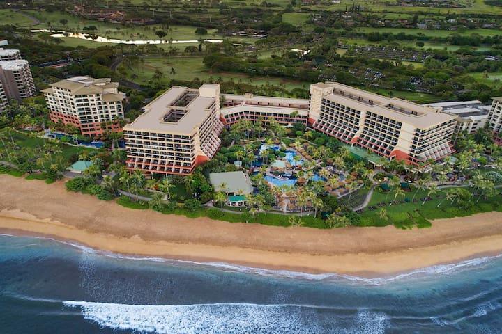 Marriott's Maui Ocean Club - Ocean Front Studio