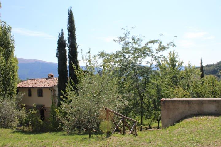 Il casale La Canalicchia. - Gualdo Tadino - Villa