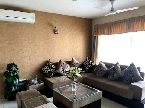 Spacious Home in a lovely Ambience