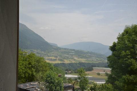 Casa Donati App 1 ,靠近Terme di Comano