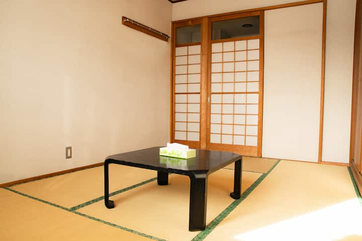 Stay on the Slopes - Japanese Style Triple Room