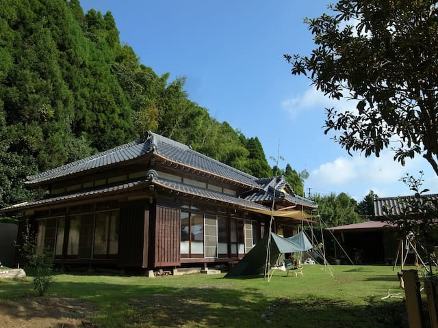 旅の宿  Retreat Space - Isumi-shi - Dom