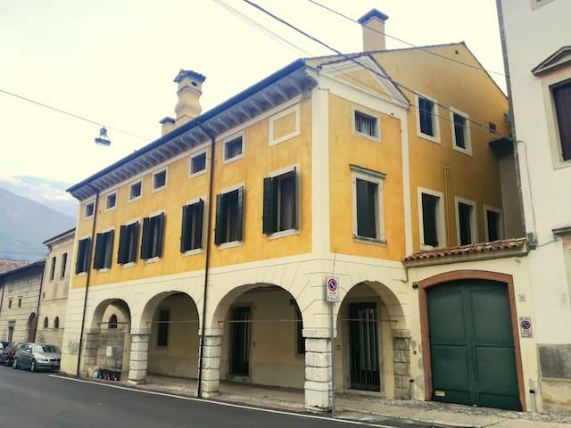 PALAZZO PANELLA - 維托廖韋內托(Vittorio Veneto) - 公寓