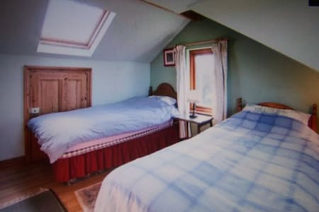 Hood farm, twin room - Lower Penponds - Bed & Breakfast