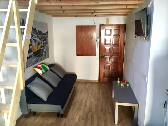 Cosy studio center - Lisboa - Квартира
