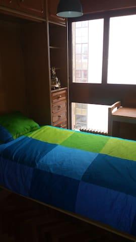 Preciosa habitacion a 5 minutos del centro