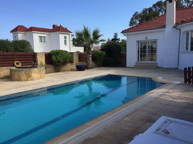 Luxury Bungalow,Lapta,Cyprus,WiFi - Lapta - Bungalov