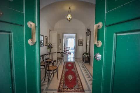 Palazzo Leda Sicilia atmosfera di Montalbano