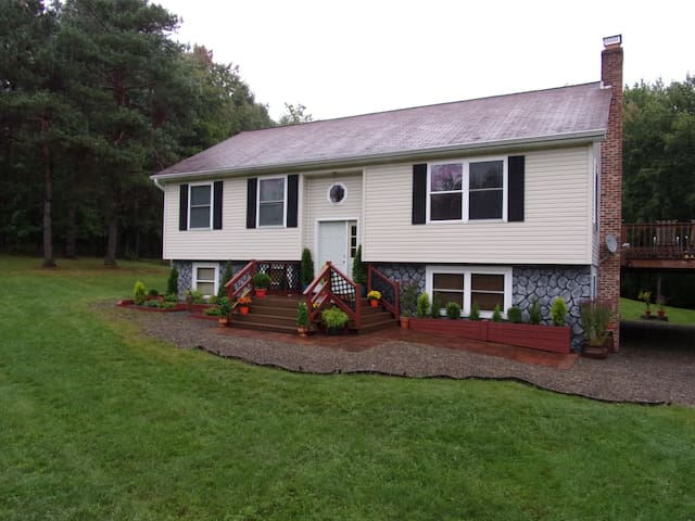 17 Acre Elizaville Oasis with Catskill Mtn Views