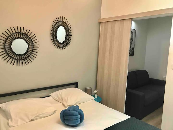 My Clermont City Room -le Patio-