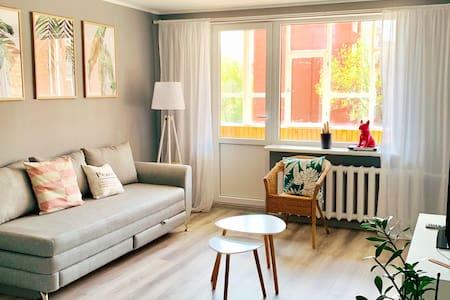Ramybes apartment