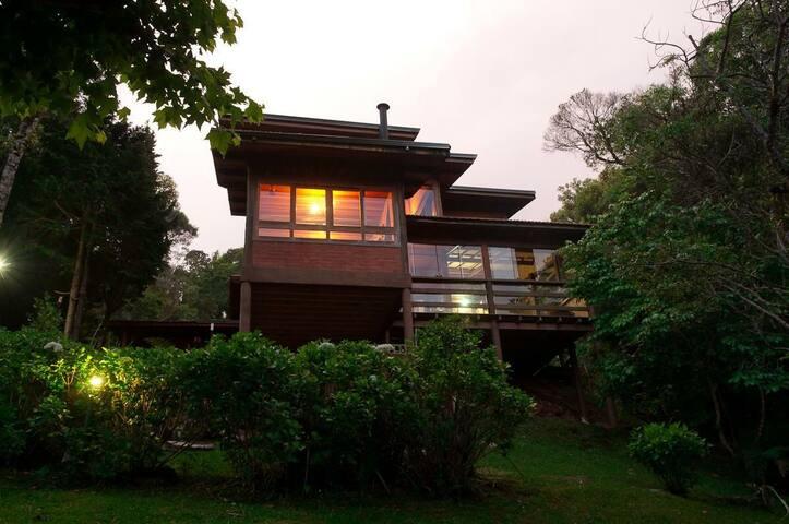 Casa da Montanha em Monte Verde