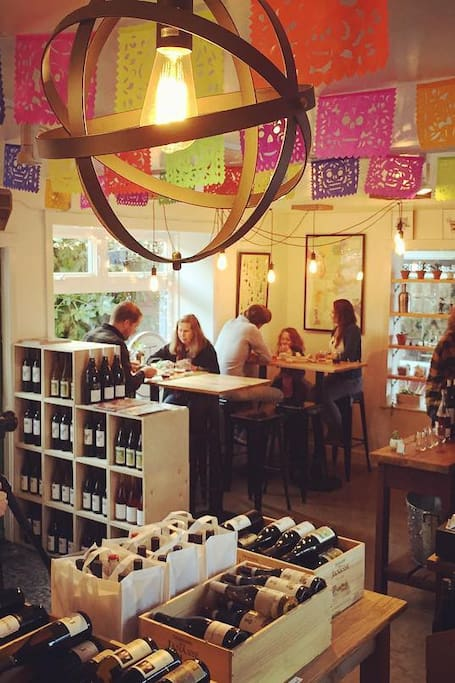 Our Tasting Room!