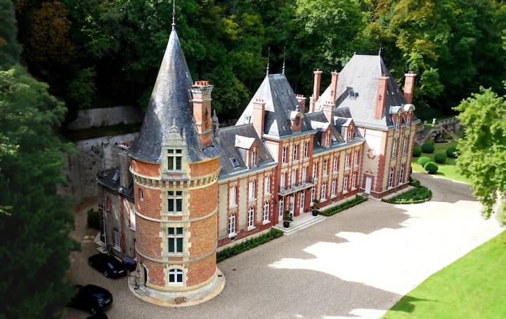 Château de SAUSSARD - Raffinement et confort