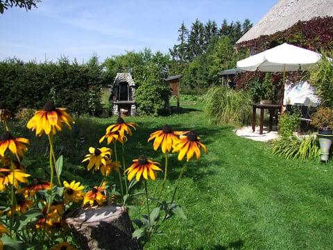 Magical Garden House