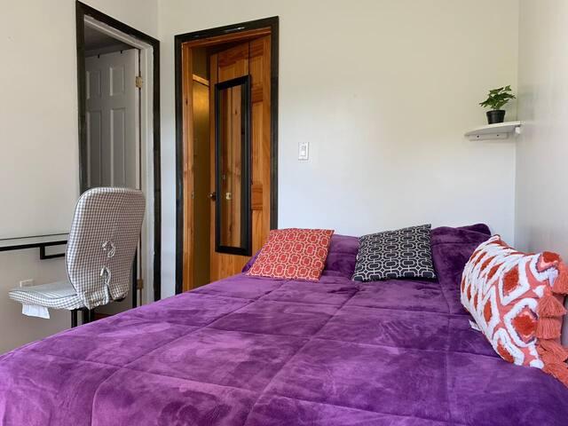 Cozy bedroom near Fort Greene Park