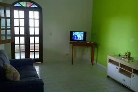 Casa aconchegante em cumuruxatiba - Cumuruxatiba - Blockhütte