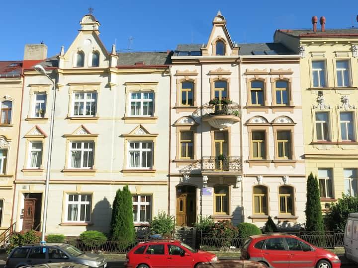 Luxury apartment Hortensia 70m2 near center (No.1)