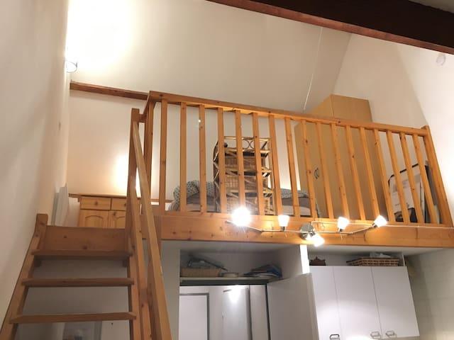 Appartement St Marie de Campan - La Mongie Payolle