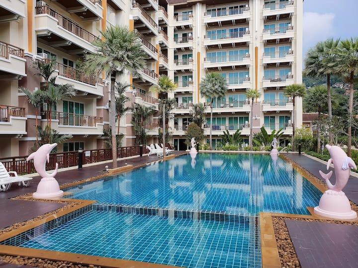 Phuket Villa Patong Beach Condominium
