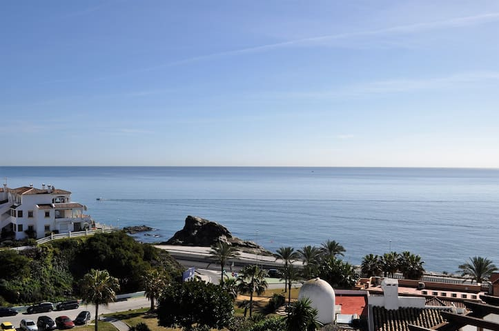Apt with beatiful views in Mijas - Mijas - Leilighet