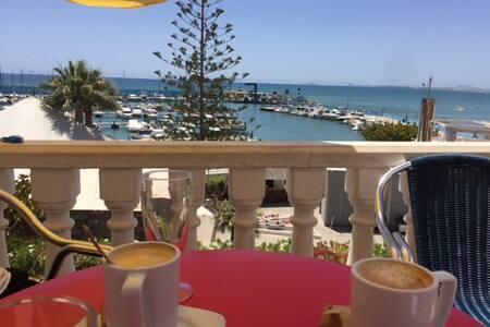 Precioso apartamento con vistas al mar - Torre de la Horadada - Other