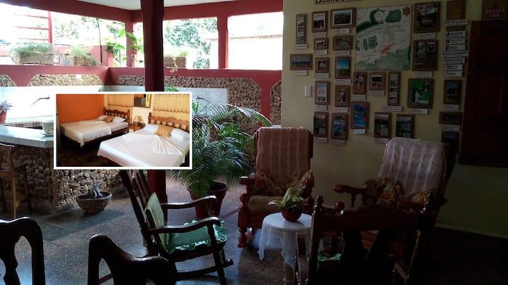 """5. """"Casa Mirta y Blanco"""" (no.1 - 4pax )"""