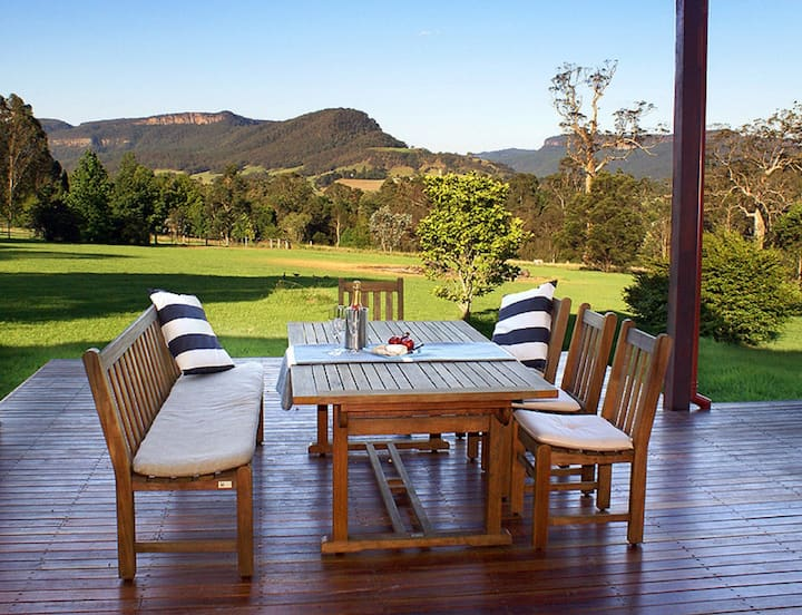 Kangaroo Valley House - Contemporary luxury!