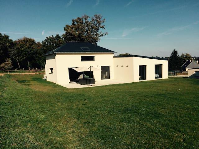 Maison moderne au calme - Redon - Dom