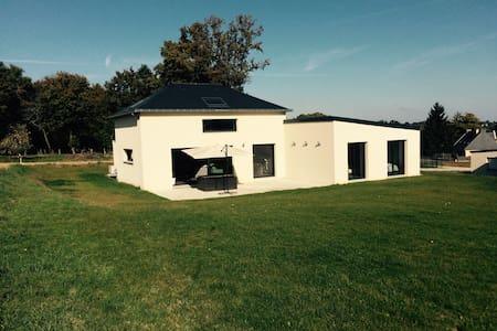 Maison moderne au calme - Redon - Hus