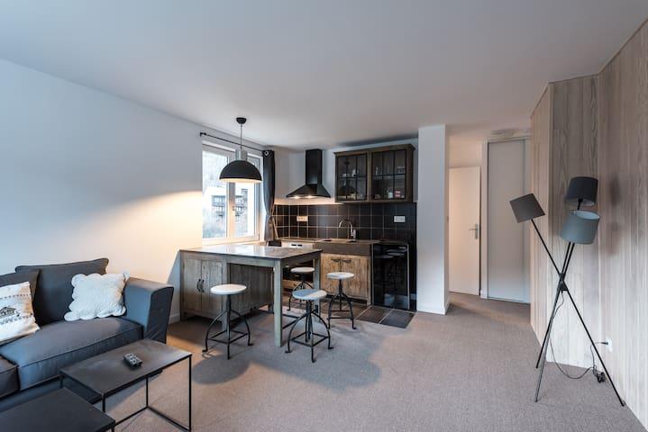Studio plein centre avec terrasse ! - Val-d'Isère - Apartment