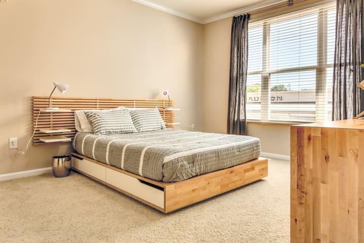 Modern Apartment - Heart of Midtown - Raleigh - Appartement