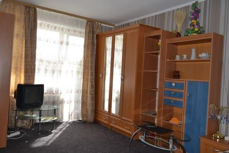 Lielais prospects 26 apartment - Ventspils