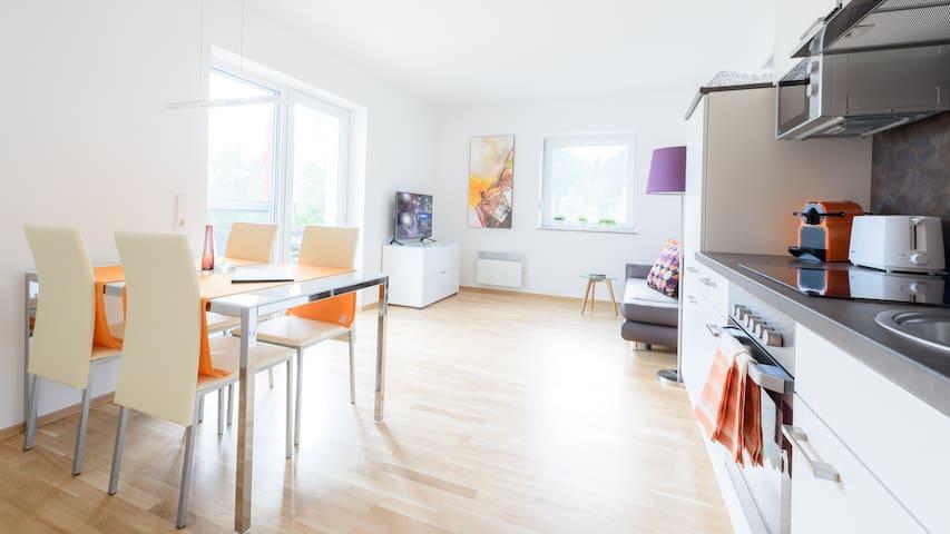 Geschmackvolle Ferienwohnug am Klopeiner See - Unterburg am Klopeiner See - Apartment