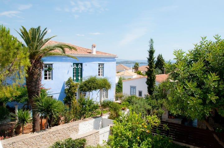 Traditional Mansion Spetses