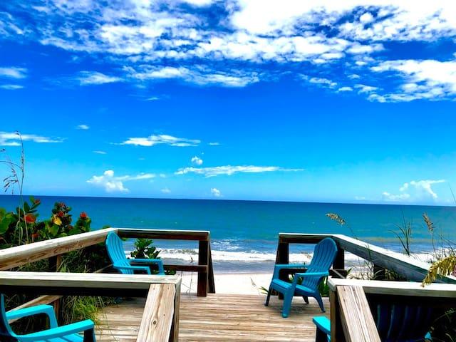 Sandpiper suite 1: Serenity on Melbourne Beach