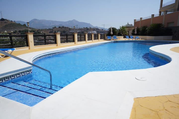 La Alcazaba - 2 bed apartment