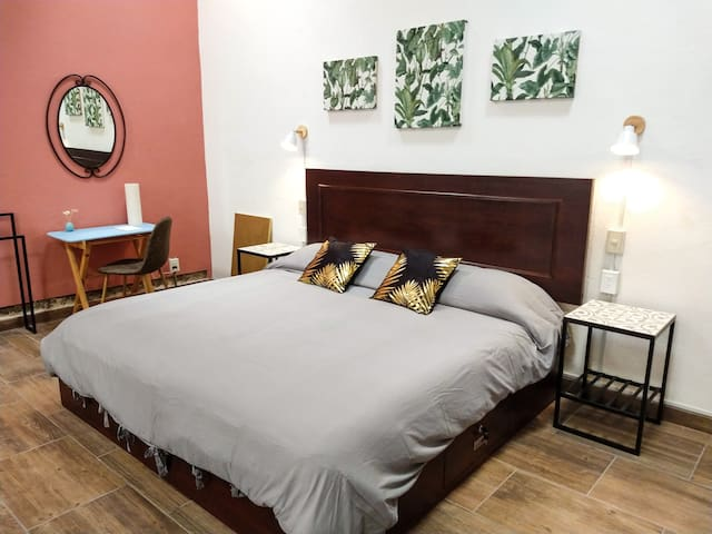 LUXURY PRIVATE SUITE - CUAUTLA HISTORIC DOWNTOWN