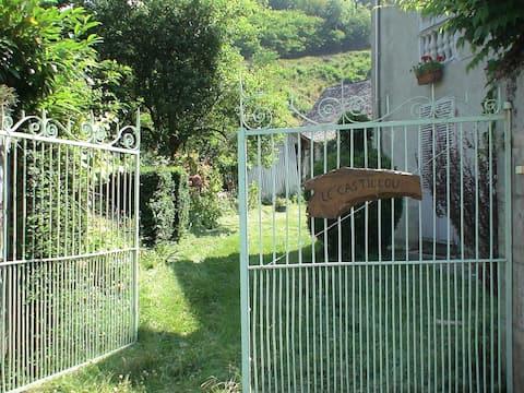Maison ancienne de charme vallée de Bellongue