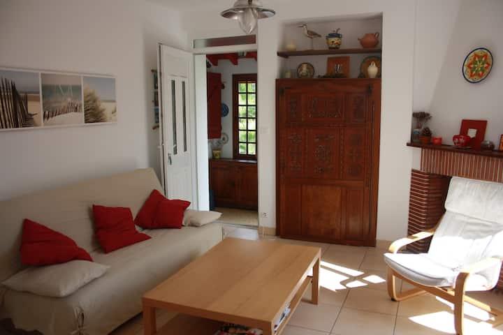 Appartement T3 classé *** dans maison basque