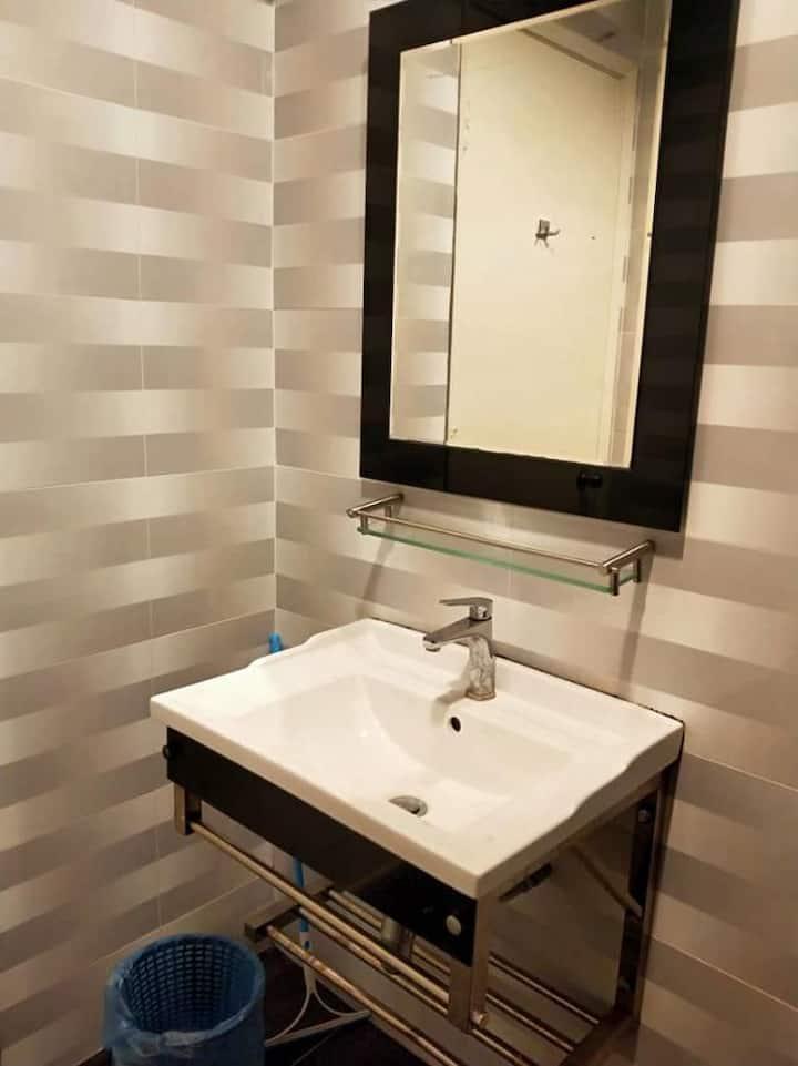 VioMaxs Mahkota 1 Bedroom/WIFI/ 4th Floor
