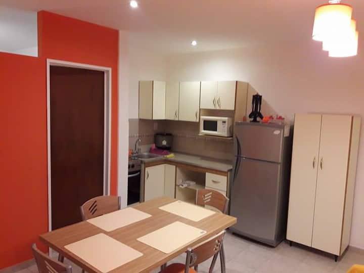 Apartamento Naranja - Vacaciones en Las Grutas
