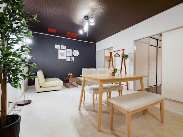 Sakura Dotonbori Residence 201