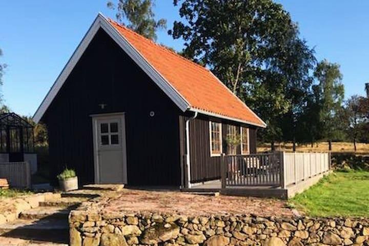 Gårdshus Båstad