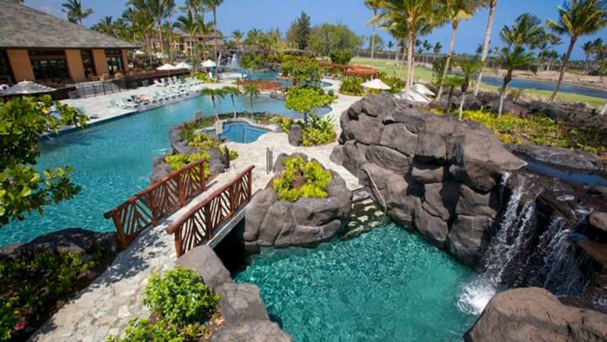 Kings Land-Hilton Waikoloa Beach Resort