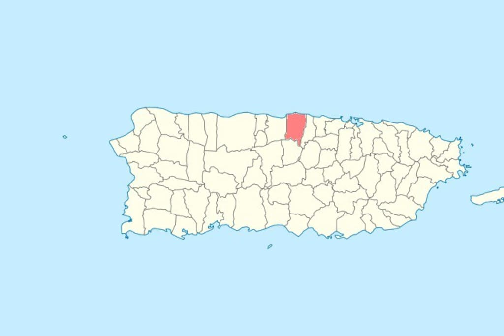 Where is Vega Baja located. Taking hw 22 you are just minutes from San Juan.