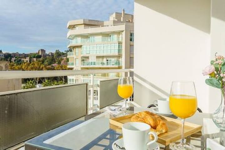 Apartamento Malagueta Breeze