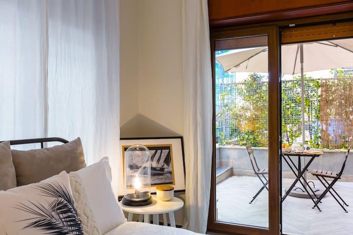 Casa del Capitano, stylish flat close to Cathedral